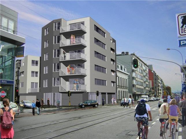 Residentie Frederik Gent