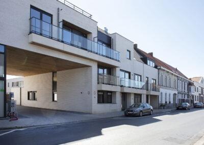 Nieuwbouw appartementen | Nieuwbouw Appartement kopen Deerlijk | Vuylsteke construct