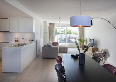 Nieuwbouwappartement kopen Deerlijk | Appartement kopen Deerlijk | Vuylsteke construct